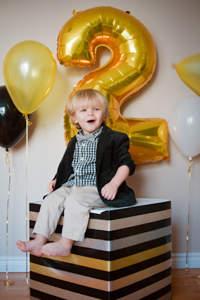 Holden is 2! Madison Rose Photography